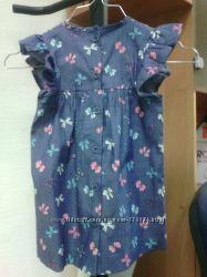 Нарядные платья для девочек на рост 90-140