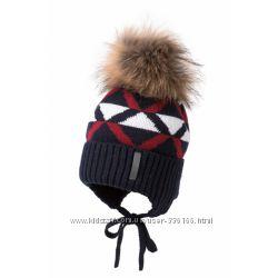 Зимние шапочки Jamiks для мальчиков распродажа
