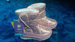 Посдедняя пара 23размер Термосапожки ботинки, дутики, сноубытсы фирмы То