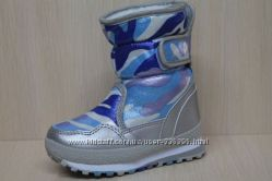 Термо ботинки фирмы ТОМ. М для мальчика