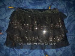 Нарядная юбка для девочки фирмы Cool Club
