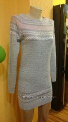 Теплое платье фирмы peacocks