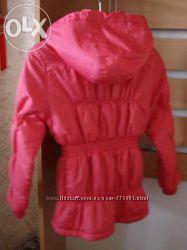 курточка для девочки демисезонная