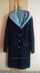 Продам черное пальто фабрики Леся Украинка