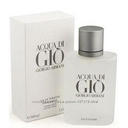ARMANI Aqua di Gio for Men edt 100 мл - качество супер