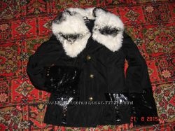Красивая куртка теплая Valdini