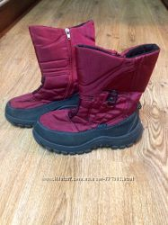 Зимние ботинки-термо