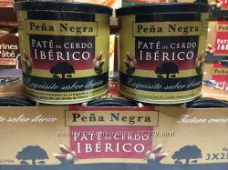 Свиной паштет Pena Negra Iberico 250г Испания