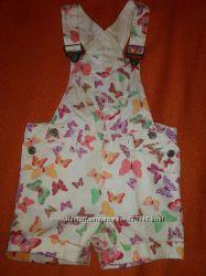 Красивый комбинезон-шорты H&M, 86 р, отличное состояние