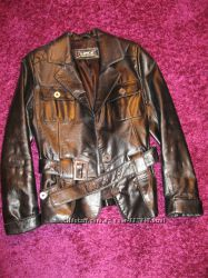 Курточка, кожа