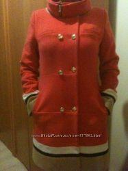 Пальто корраловое размер М