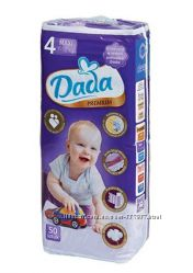 DADA, Дада premium 4 подгузники. Опта нет.