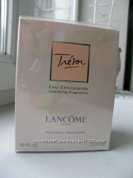 Lancome Tresor Eau Etincelante  туалетная вода 45 мл оригинал лимитка