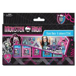 Набор витражных красок Monster High для творчества