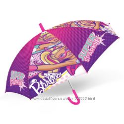 Яркий зонт Барби. Новая модель.