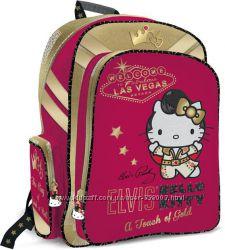 66107a8cd049 Рюкзаки ортопедические Hello Kitty Хеллоу Китти, серия Elvis. Два вида.
