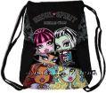 Сумка-рюкзак Monster High (плотная),  273 грн.
