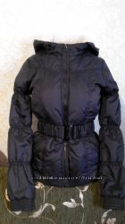 куртка пуховик осенний Chicoree Швейцария р xs
