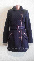стеганная удлиненная куртка Next р836