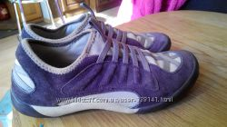 мокасины кроссовки Clarks р38