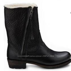 зимние ботинки на цегейке Blackstone р37