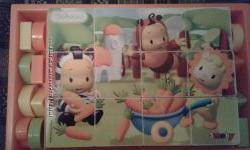 Кубики для розвитку дитини SMOBY