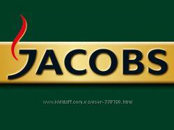 Кофейный сервиз Jacobs можно на подарок