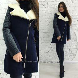 Пальто зима 40 42 44 46