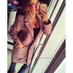Пальто люкс качество Тёплое 42-46