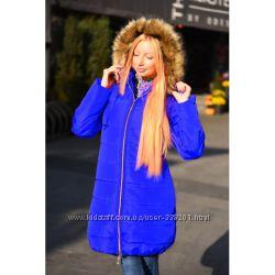 Куртка мех натуральный с м л