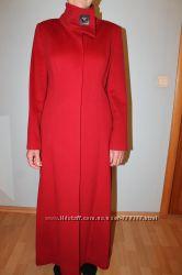 Пальто осень-весна красного цвета  Dolcedonna 44 размера