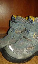 Ботинки Ecco на мальчика 28 размер