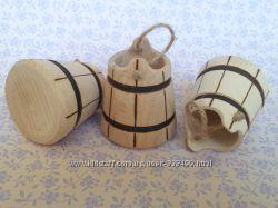 Ведро деревянное деревянная кадка