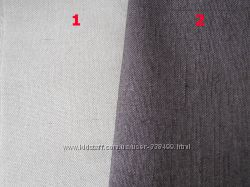 Ткань декоративная парусина