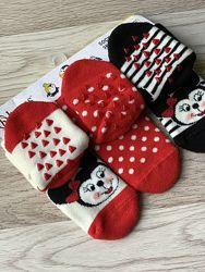 Носочки Bross 3d для бебиков 0-6мес. Махра /деми Опт. цены. Бросс