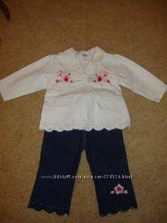 костюм  джинс із США в ідеальному стані