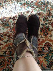 Женские зимние ботинки Rieker