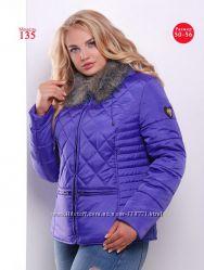 Зимняя куртка 50-56р.
