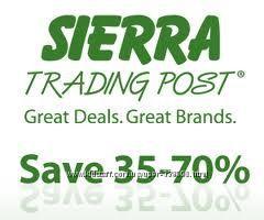 SierraTradingPos США , минус-30