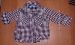 Рубашка Rebel 12-18м86см