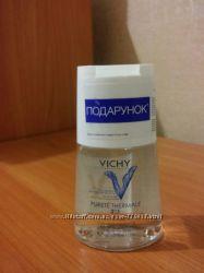 Vichy 3-в-1 для снятия макияжа с лица