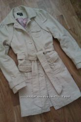 Стильное вельветовое пальто