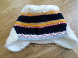 Фирменная зимняя шапка Intex