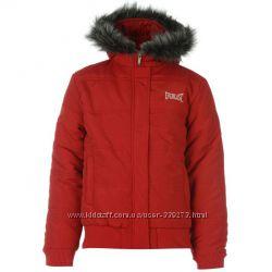 Куртка Everlast Closed Bottom Jacket Red