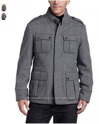куртка из шерсти и кашемира от Hugo Boss оригинал