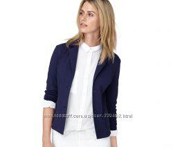 Трикотажный пиджак блейзер ТСМ Tchibo на 52-54 размер