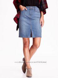 Продам джинсовую юбку OLD NAVY
