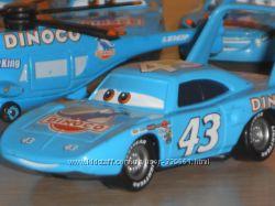 Машинки Disney Dinoco