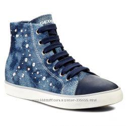Обувь GEOX кеды  для девочек.