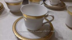 Кофейный сервиз Classic Gold на 6 персон